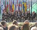 Ministru prezidents Valdis Dombrovskis apmeklēja Otrā Pasaules kara atceres pasākumus Polijā (3880430057).jpg