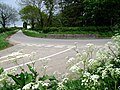 Minor Road Junction - geograph.org.uk - 437462.jpg