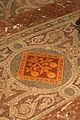 Minton encaustic tiles on floor of St Padarn's Church, Llanbadarn Fawr, Ceredigion.jpg