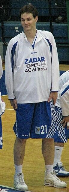 Билан као играч Задра 2010. године