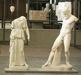 Athena-Marsyas-Gruppe