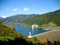 Misogawa Dam lake survey.jpg