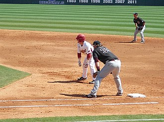 2013 Mississippi State Bulldogs baseball team - Wes Rea, paying first base against Arkansas, was a leader on the team
