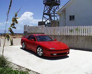 Mitsubishi GTO - Mitsubishi 3000GT-VR4