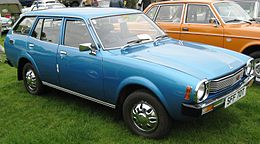 Mitsubishi Lancer estate branded locally as Colt Lancer estate first reg January 1979 1439cc.JPG