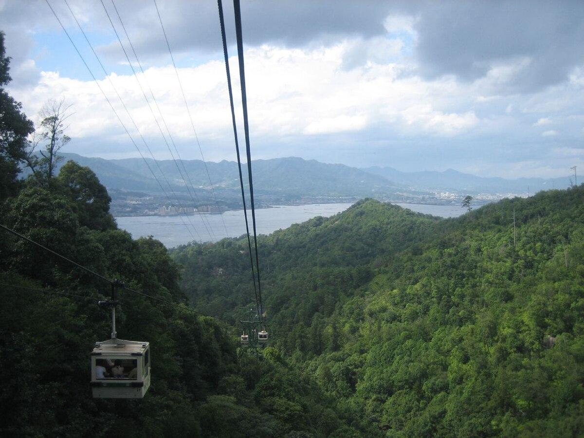 Miyajima Ropeway Wikipedia
