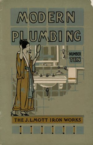 J. L. Mott Iron Works - Modern Plumbing -  J. L. Mott Iron Works