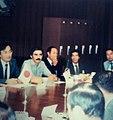 Mohand Arab Tlili lors d'une réunion au Japon lors des années 80s.jpg