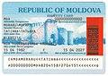 Moldovan ID card (plastic part back side, 1996 year model).jpg