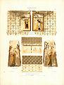 Monografie de la Cathedrale de Chartres - Atlas - 72 Paintures d´une chapelle de la crypte - Chromo-Lithographie.jpg