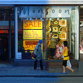 Monsoon clothing store on the Taxi rank in East Street, Brighton, East Sussex.jpg