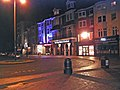 Montague Place at night - geograph.org.uk - 1551399.jpg