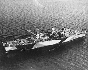 USS Montauk (LSV-6) - USS Montauk (MCS-1)