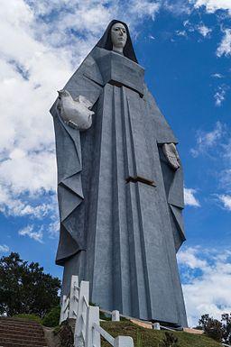 Monumento Virgen de La Paz II