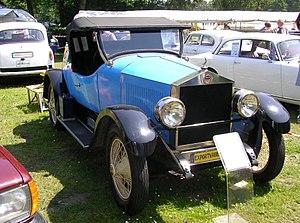 Moon Motor Car - Moon Roadster 6-40