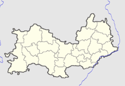 Ruzayevka is located in Republic of Mordovia
