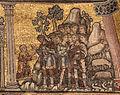 Mosaici del battistero di firenze, storie di giuseppe, 1250-1330 ca., 03 giuseppe racconta i sogni ai fratelli, ambito di coppo.JPG