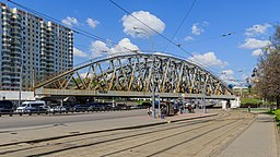 Moscow 05-2017 img08 overpass at Varshavskoe Highway.jpg