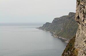 Stad (peninsula) - Image: Mot Fure på Stadlandet