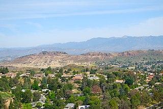 Thousand Oaks, California City in California, United States
