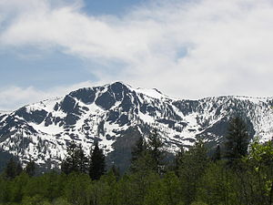 Mount Tallac - Image: Mount Tallac