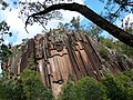 Mount Kaputar National Park, Narrabri, NSW. Sawn-rocks 01.jpg