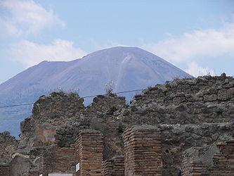 Mount Vesuvius from Pompeii.jpg