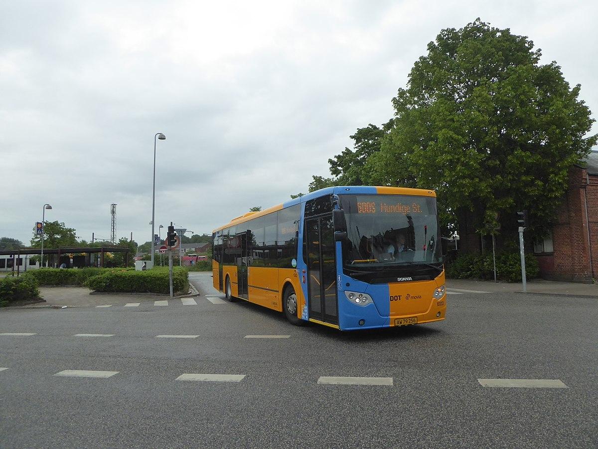ht busser køreplan