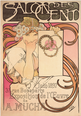 Mucha poster for Salon des Cents exhibition June 1897.png