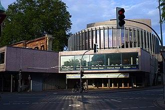 Harald Deilmann - Stadttheater Münster