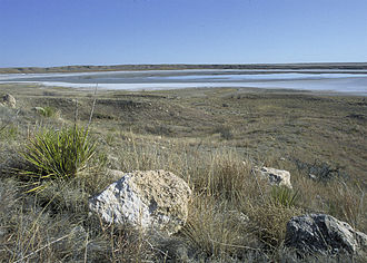 Muleshoe National Wildlife Refuge - Image: Muleshoe Goose Lake Meinzer 2008