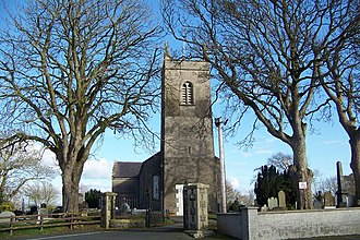 Laurelvale - Image: Mullavilly Parish (Cof I) geograph.org.uk 1180439