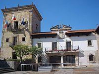 Muriedas (Camargo) - Palacio del Marqués de Villapuente (Ayuntamiento de Camargo) 2.jpg