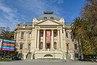 Museo de Arte Contemporáneo, Santiago, 2016-10-01.jpg