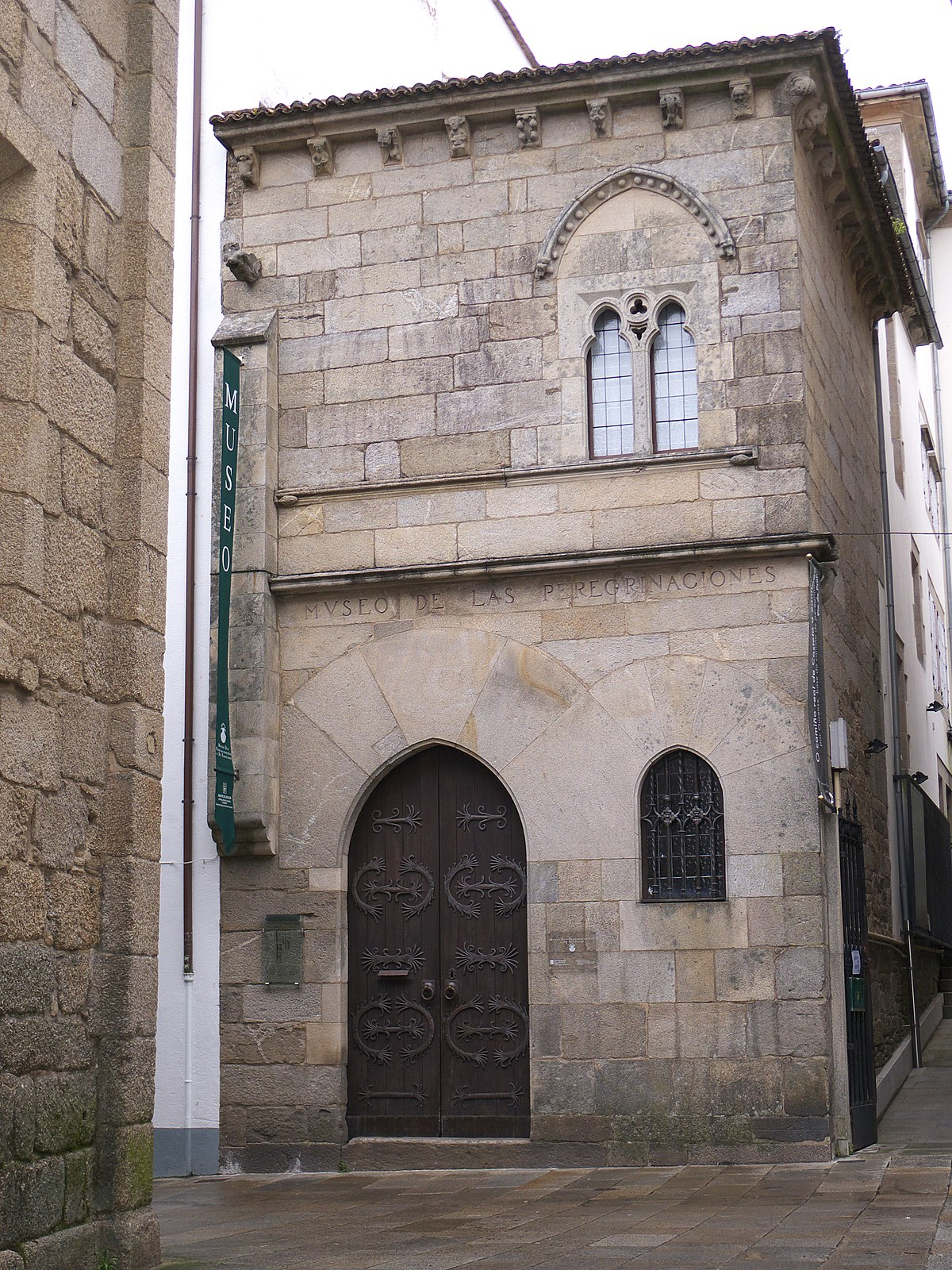 Casa g tica santiago de compostela wikip dia a for Casa revival gotica
