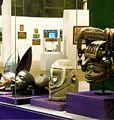 Museu Afro Brasil - Vitrine com máscaras africanas.jpg