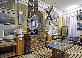 Museum of Russian Black sea Navy in Sevastopol 01.jpg