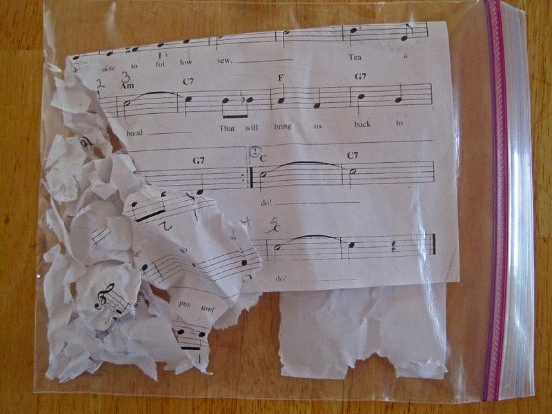 File:Music homework eaten by dog.jpg