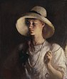 My Daughter oil 1912 Frank Weston Benson.jpg