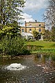 Myddelton House garden, Enfield, London ~ lakeside looking north 05.jpg