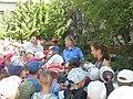 Myhailo-Kotsyubynske 2015 DSCN2018 School 10 діти.jpg