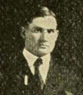 Mysterious Walker - Walker pictured c. 1908 coaching Utah State's football team