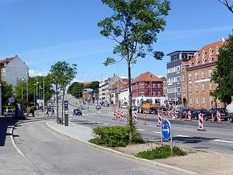 Nørre Stenbro - Nørreport in Nørre Stenbro