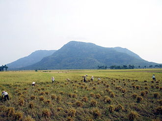 Bảy Núi - Núi Cấm