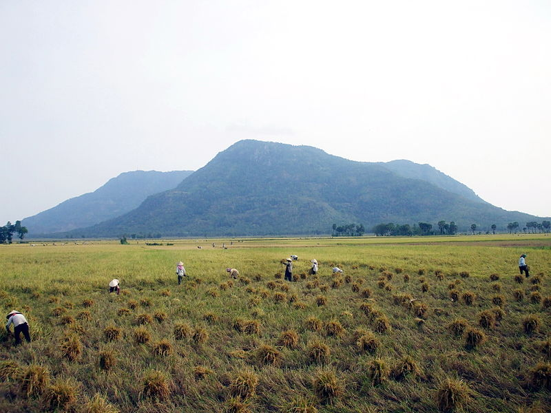 Núi cấm - an giang - vietbalo.vn