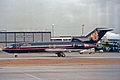 N101MU B727-95 McClain Airlines ORD 24DEC86 (12714462035).jpg