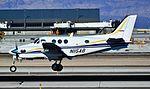 N115AB 2001 Raytheon Aircraft Company C90A C-N LJ-1653 (6558297409).jpg