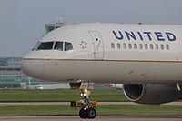 N19141 - B752 - United Airlines
