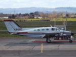 N44NE Cessna 414 (26082599070).jpg
