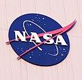 NASA Logo (Meatball) on Goddard B29.jpg